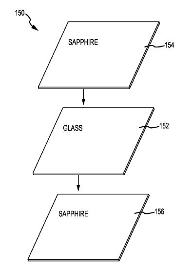 safira vidro safira