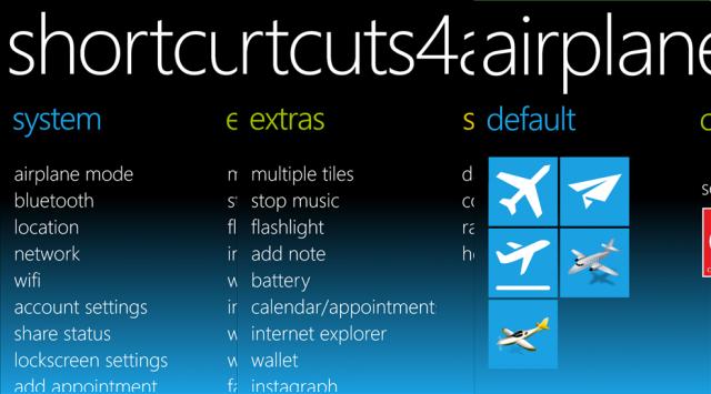 shortcuts4all