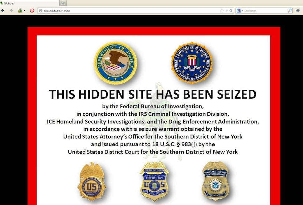 Silk Road FBI