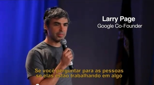 Larry Page, Singularity University