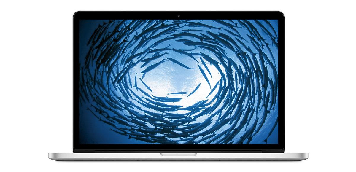 MacBook Pro Retina ganha chips mais rápidos, mais memória e leve corte de preço