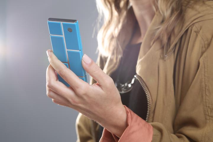 Google mostra os desafios de engenharia para criar o smartphone modular Ara