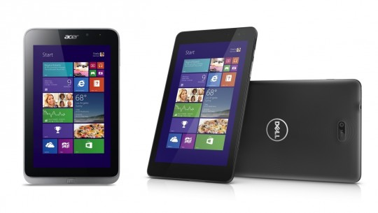 tablets windows 81