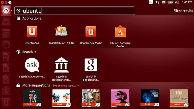 """O que há de novo no Ubuntu 13.10 """"Saucy Salamander"""", para desktop e smartphone"""