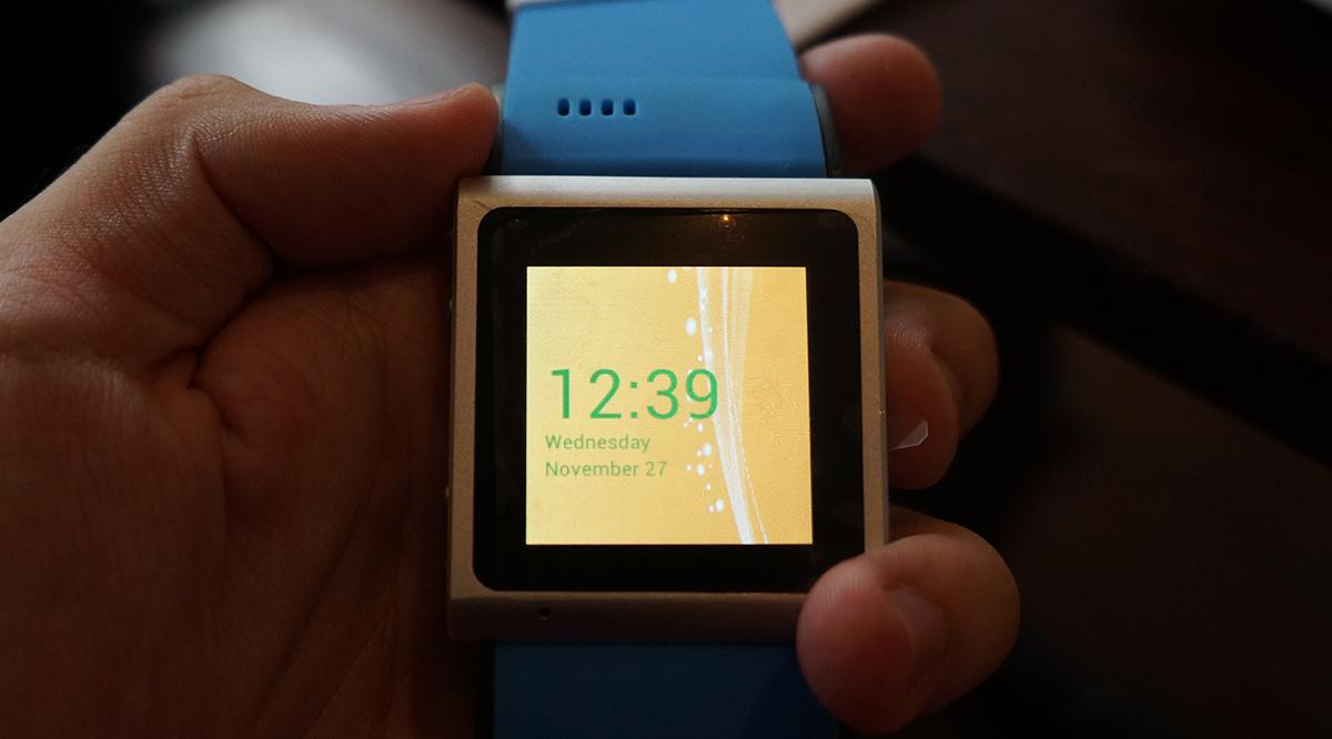 [Hands-on] Smartwatch Locke: um celular de pulso vendido por uma empresa de relógios