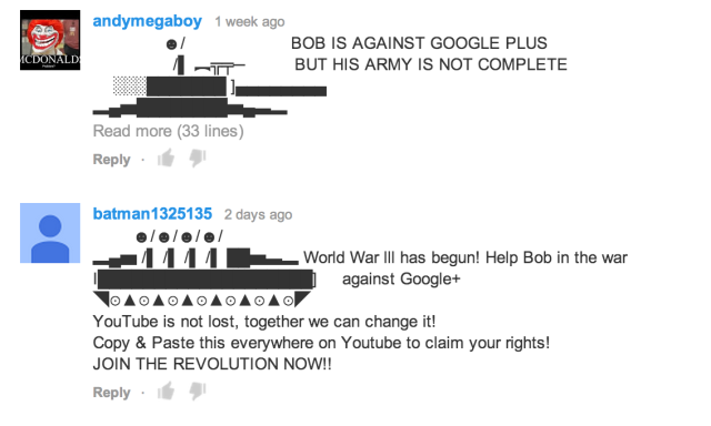 bobs army youtube