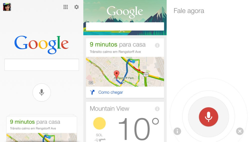 google search ios ptbr
