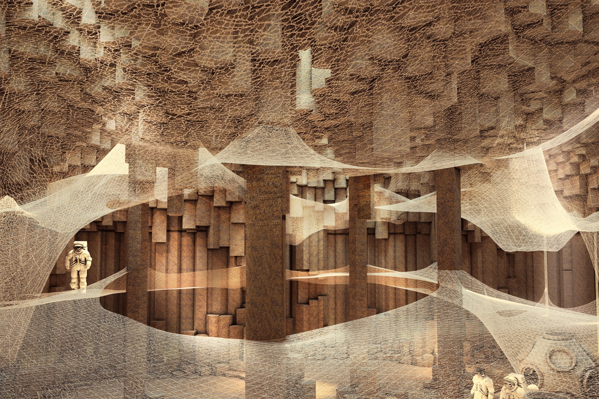 Ocupar Marte usando habitats feitos em impressão 3D é loucura (e é genial)