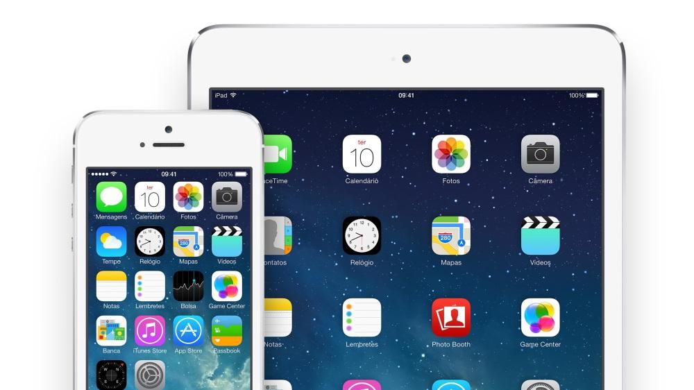 Apps para iPhone e iPad