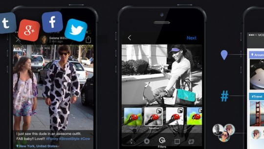 mobli iphone