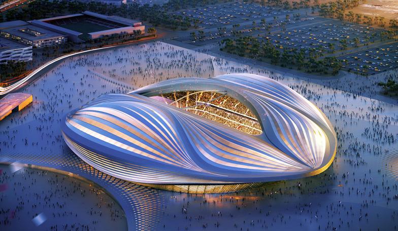 O horrível segredo por trás dos novos estádios do Catar: violação de direitos humanos