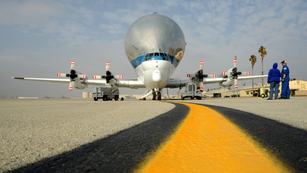 The Super Guppy