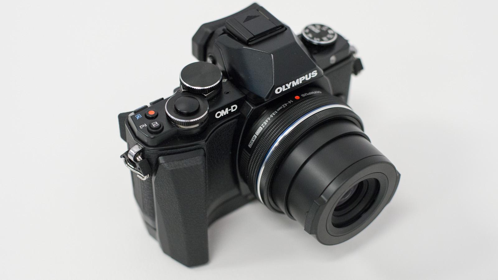 Olympus OM-D E-M10 (3)