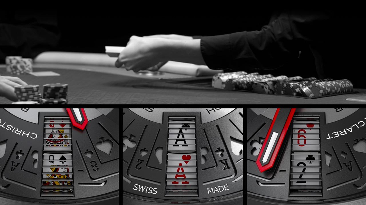 claret poker 2