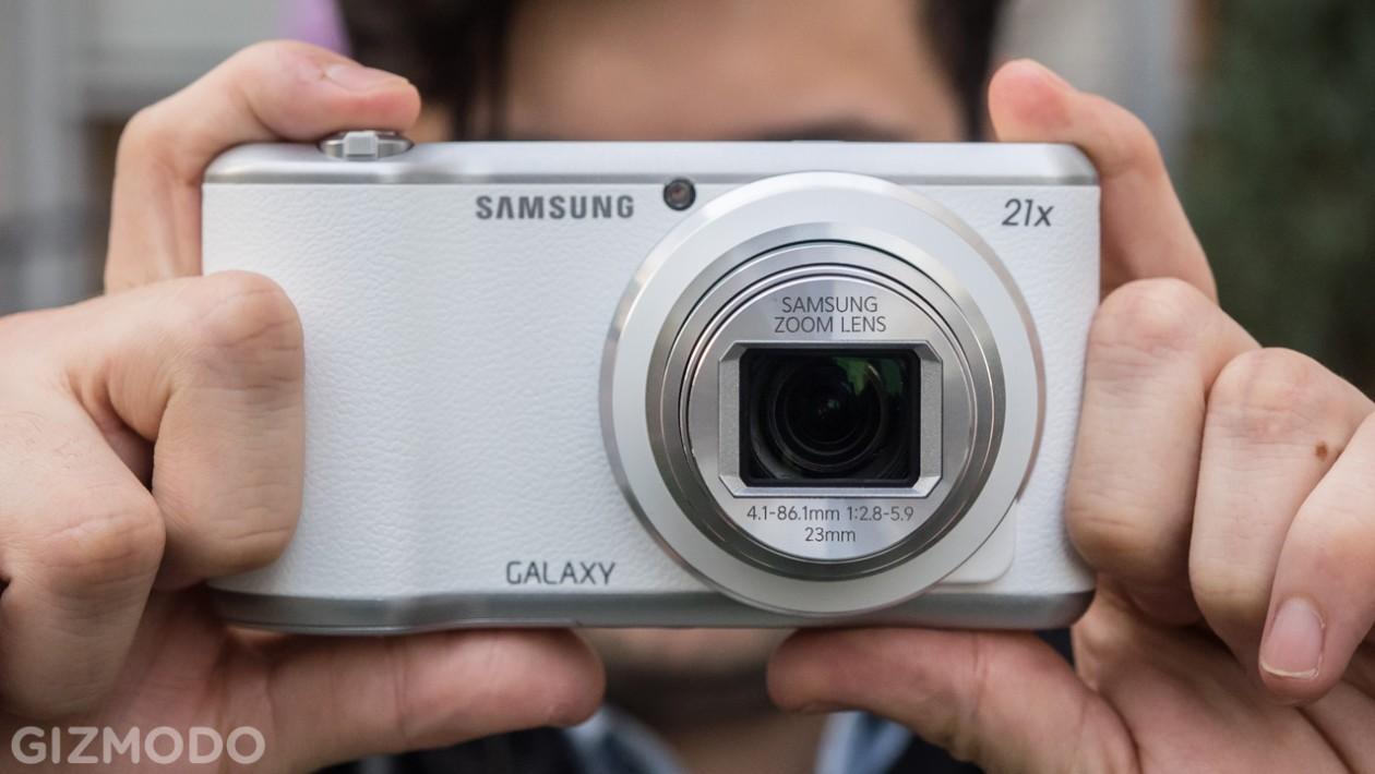 Samsung Galaxy Camera 2: a franken-câmera Android ganha um cérebro melhor