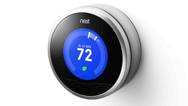 nest thermostat termostato