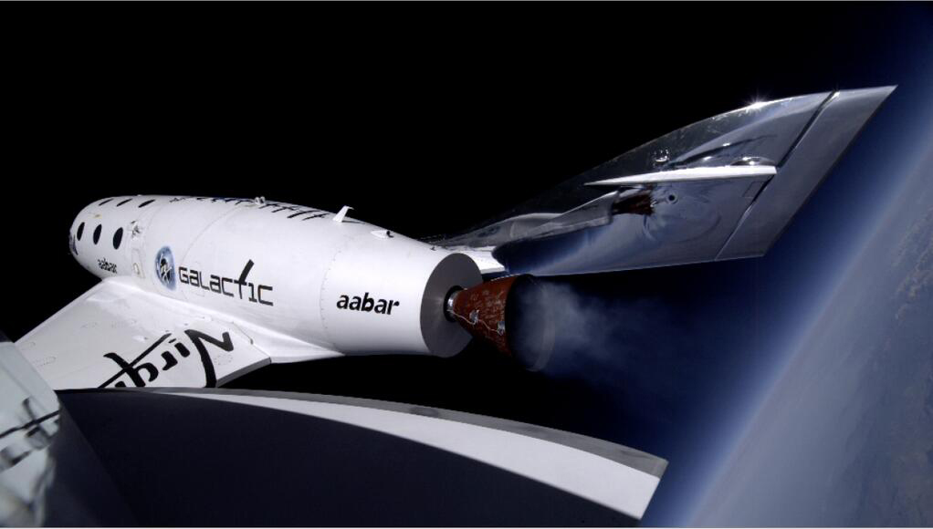 spaceshiptwo sound barrier (5)