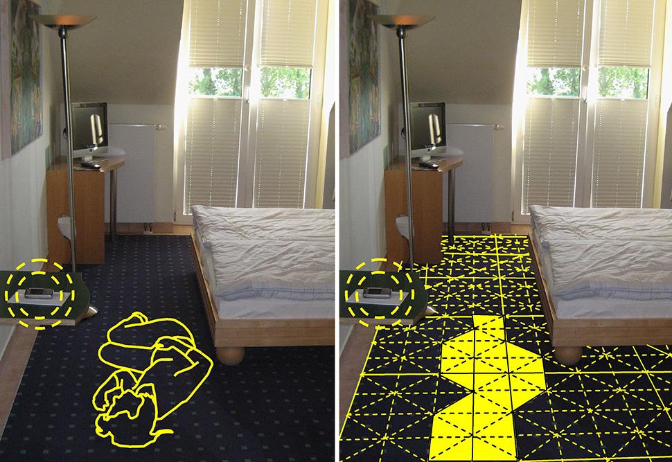 Electronic Floor Sensors (3)