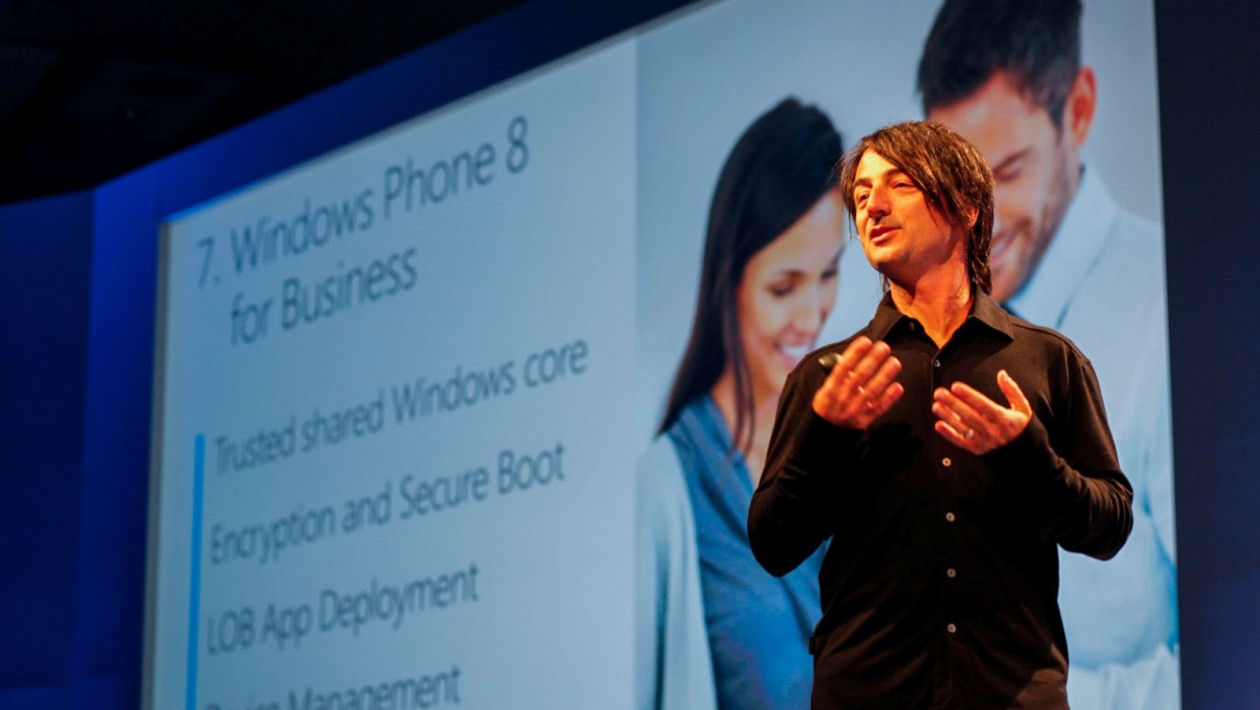 Joe Belfiore WP Summit