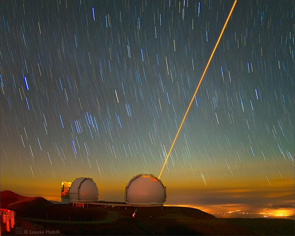 Keck II Laser Guide Star