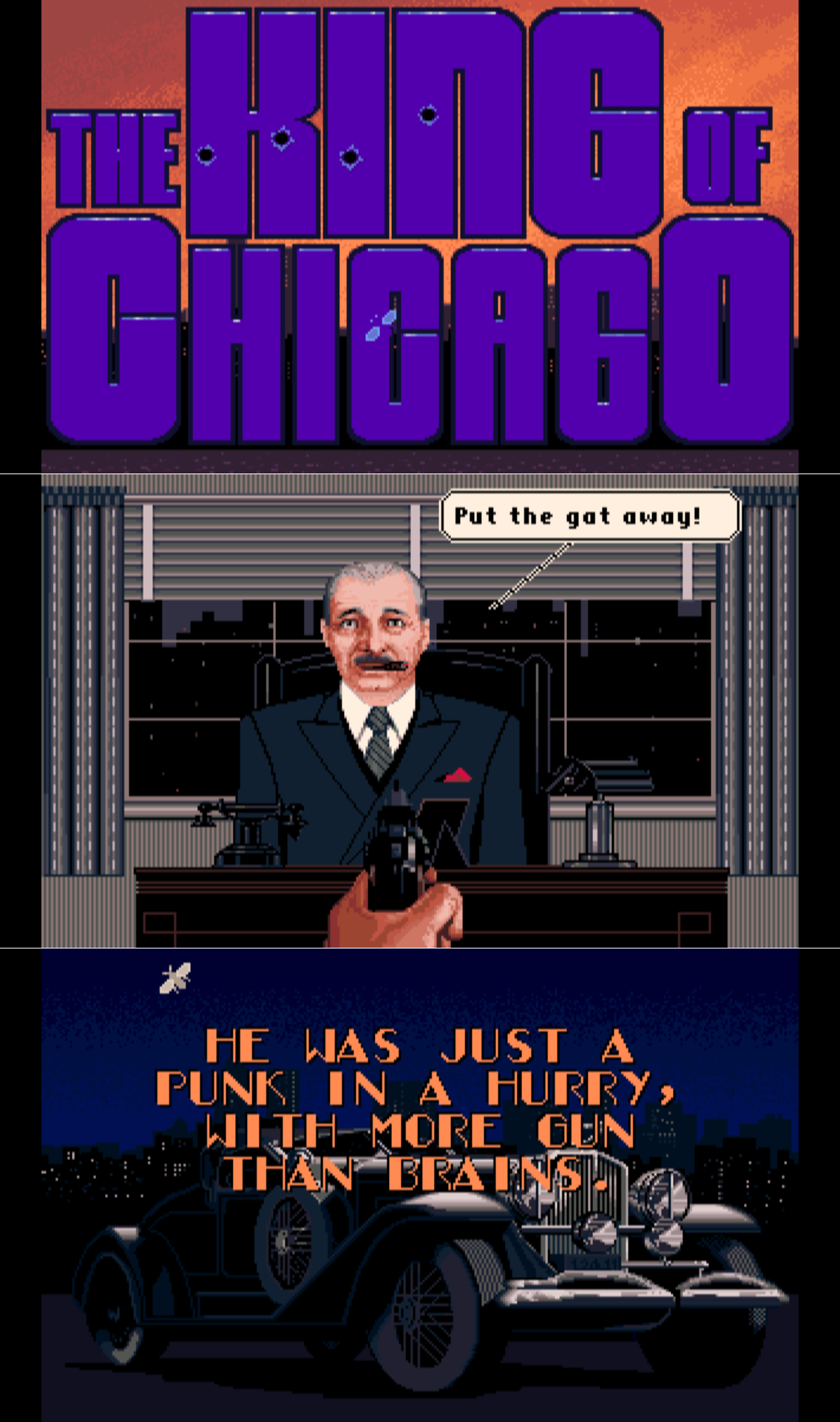 The King of Chicago