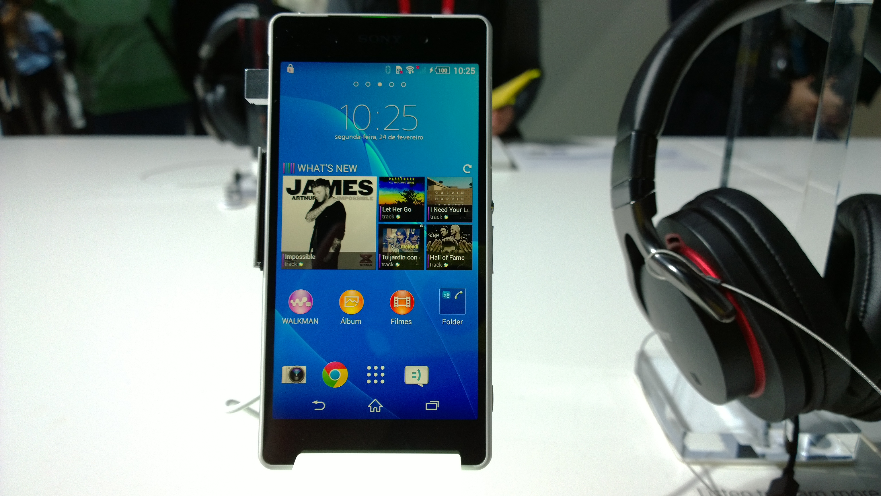 sony xperia z2 hands-on espanol (1)