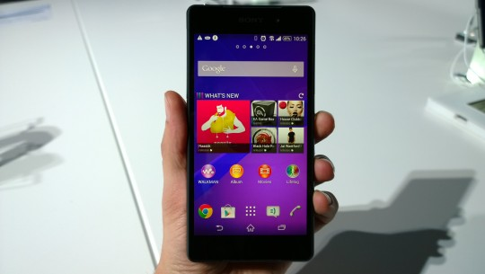 sony xperia z2 hands-on espanol (4)