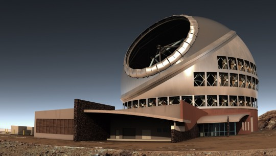 Thirty Meter Telescope (1)