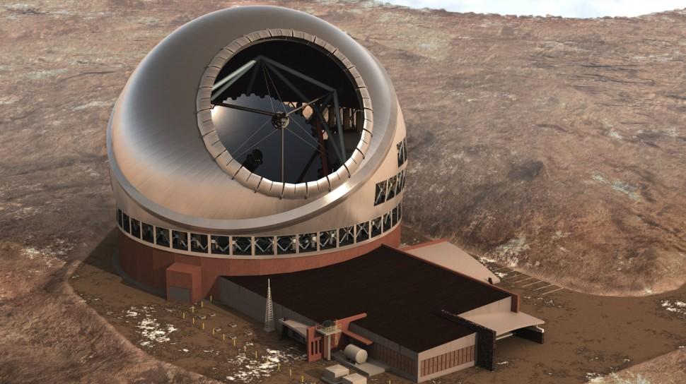 Thirty Meter Telescope (3)