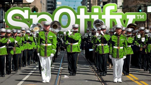 Spotify comprou a empresa de dados musicais The Echo Nest