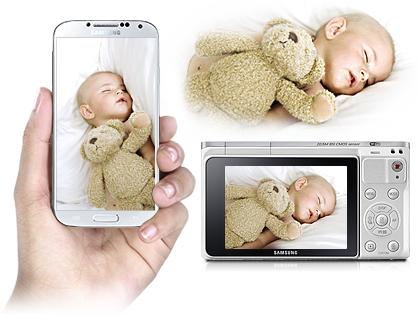 samsung nx mini baby monitor