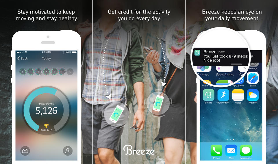 Breeze copy