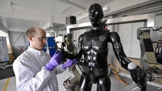 Conheça o Porton Man, robô-soldado de US$ 2 milhões criado no Reino Unido