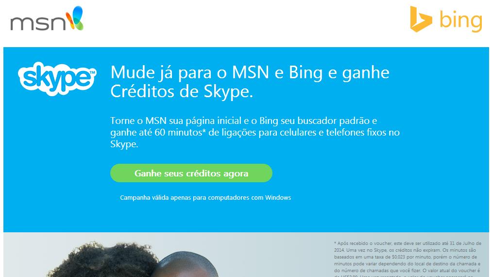 Skype voucher 4
