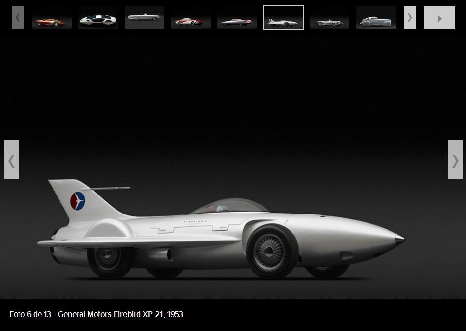 concept cars past future galeria