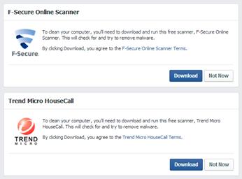 facebook f-secure trendmicro 2