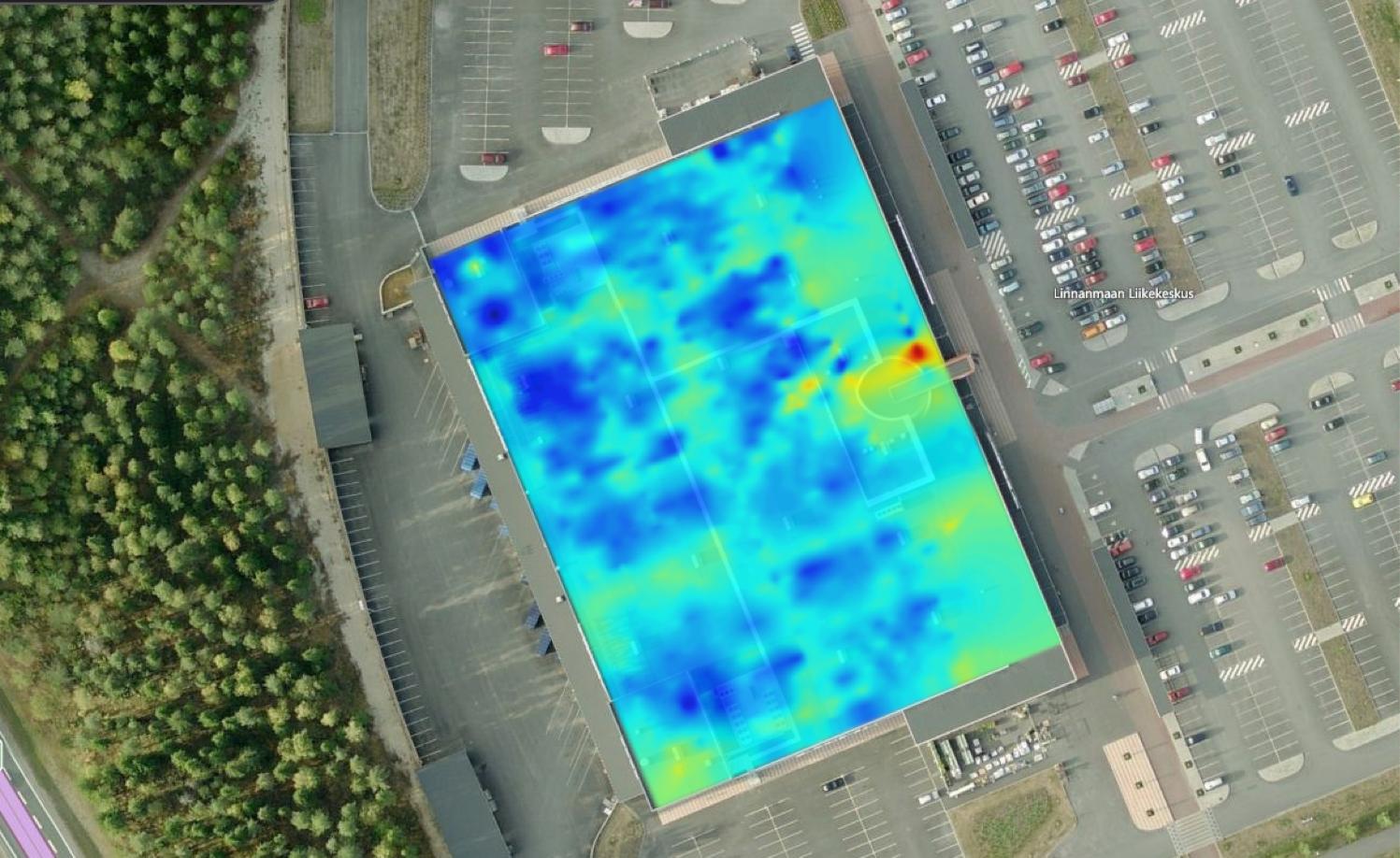 Esta empresa usa o campo magnético da Terra para ver por dentro de edifícios