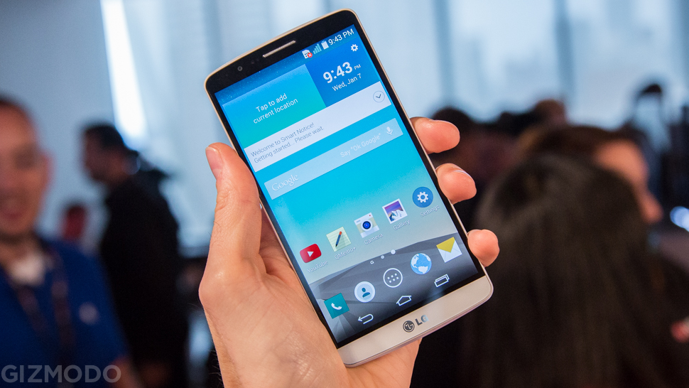 [Hands-on] Samsung Galaxy Note Edge: a tela curva ocupa a lateral deste smartphone