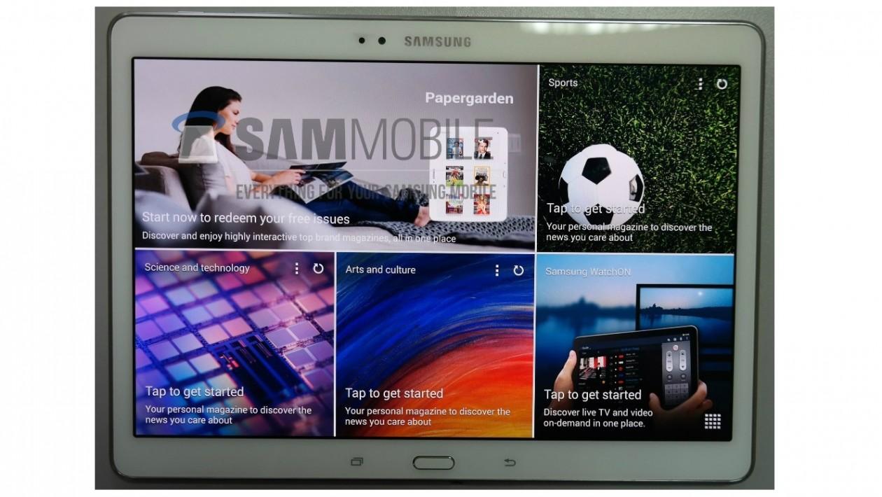 Este pode ser o novo tablet da Samsung com tela AMOLED e leitor de impressões digitais