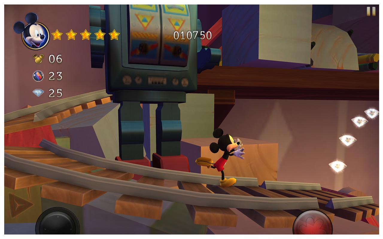 Disney Castle of Illusion 2