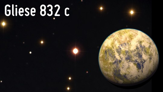 Gliese832c_with_star