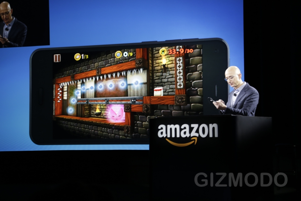 amazon fire phone 3d jogos