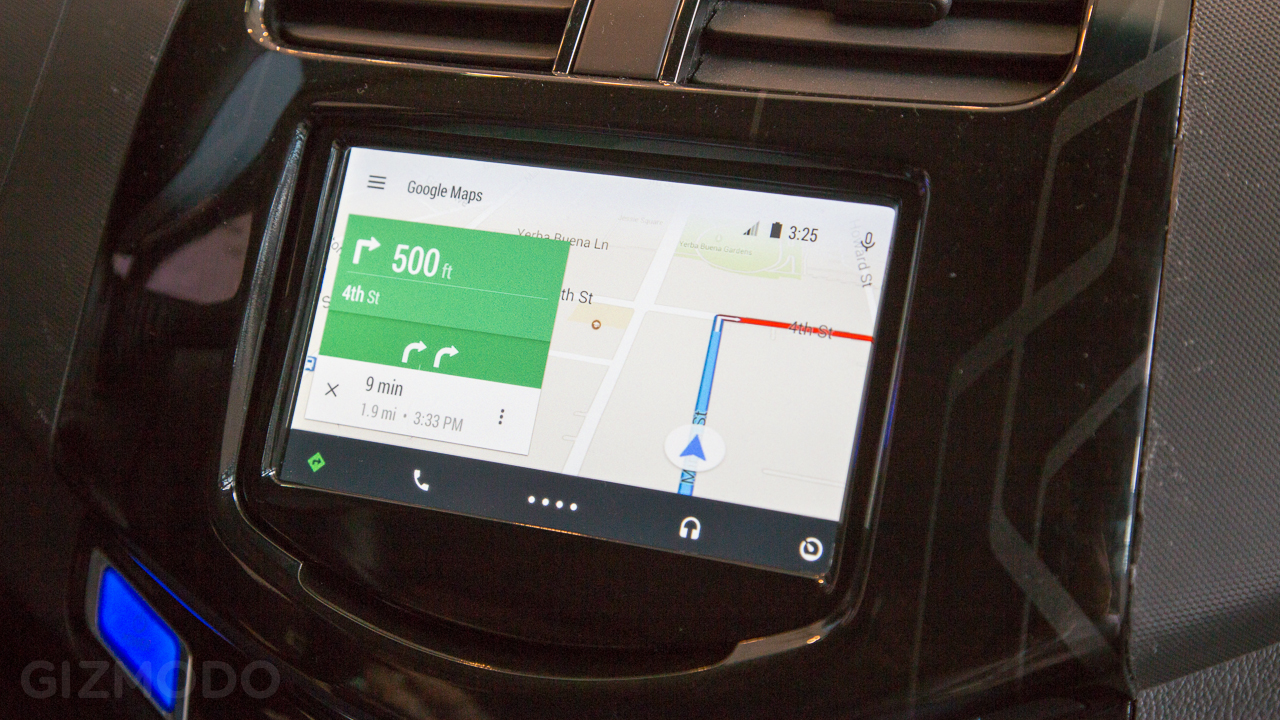android auto hands-on (8)