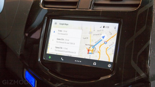 android auto hands-on (9)