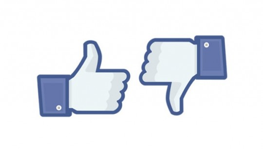 facebook like dislike