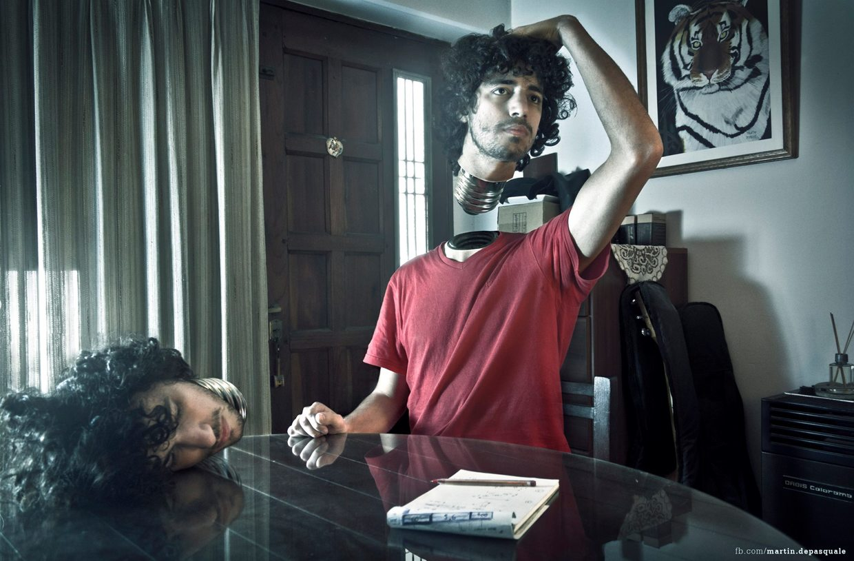Auto-retratos de Martín De Pasquale