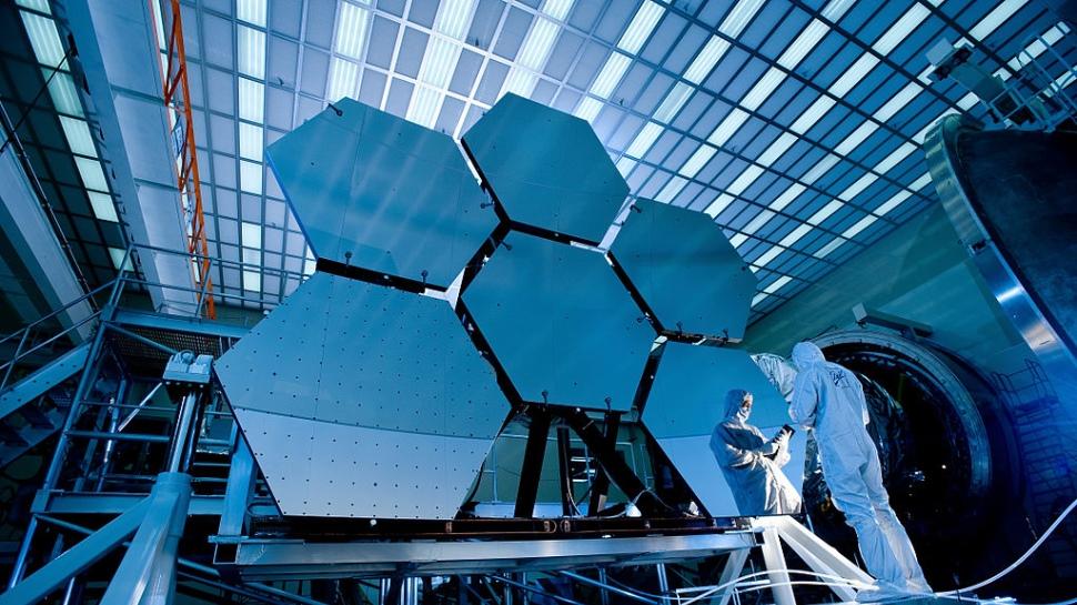 Por que o telescópio espacial James Webb é bastante empolgante