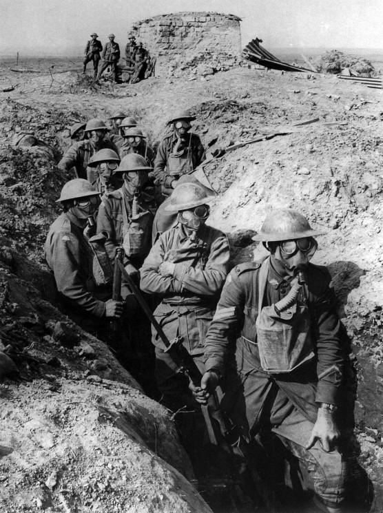O presidente Wilson queria evitar que tragédias, como as da Primeira Guerra Mundial, se repetissem (Divulgação: Memorial de Guerra da Austrália)