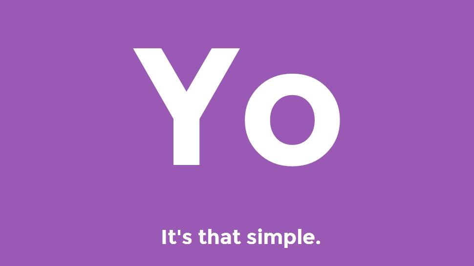 """Como um app besta chamado """"Yo"""" quer mudar a forma como nos comunicamos"""