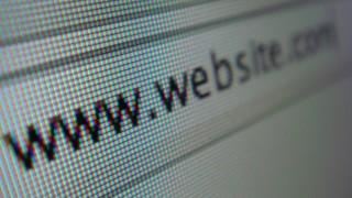 url website www